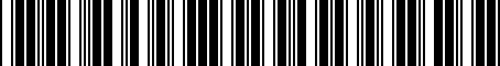 Barcode for PT27889170